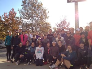 nbr bridge run nov 2011