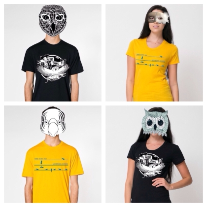 OwlDovesShirts